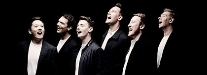 This Is Gold ​| 50e anniversaire de The King's Singers